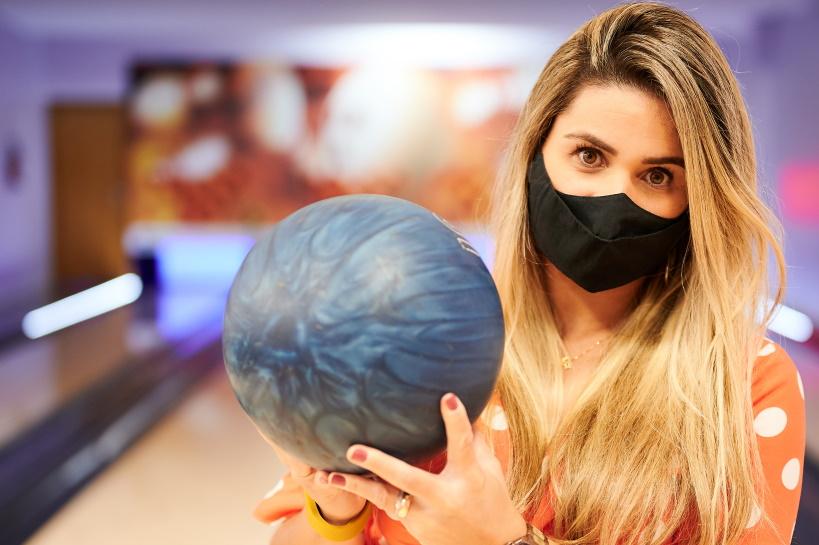 Bowling Mundbind påbud