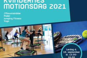 Kvindernes motionsdag 2021